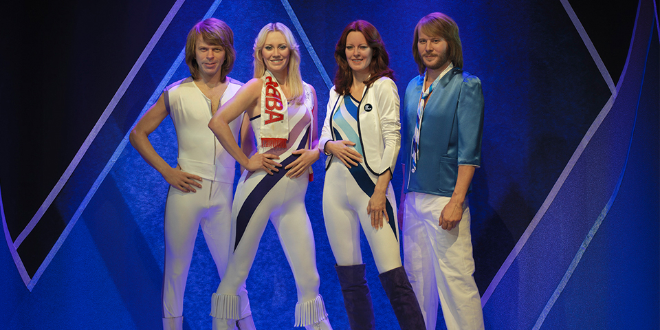 ABBA The Museum at Pop House Hotel